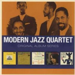 The Modern Jazz Quartet - Original Album Series [5CD Box] (2012) MP3