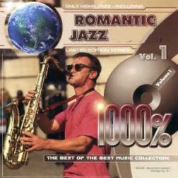 VA - 1000% Romantic Jazz Vol.1(5 CD) (2002) MP3
