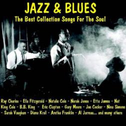 VA - Jazz & Blues The Best Collection Songs For The Soul [3CD] (2012) MP3