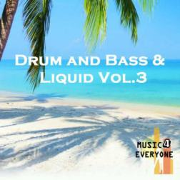 VA - Music For Everyone - Drum and Bass & Liquid Vol.3 (2015) MP3