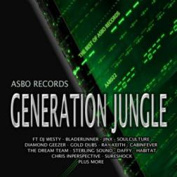 VA - Generation Jungle (2014) MP3