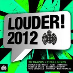 VA - Ministry of Sound: Louder! (2012) MP3