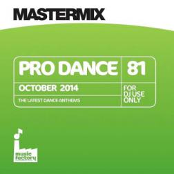 VA - Mastermix - Pro Dance 81 (October 2014) (2014) MP3