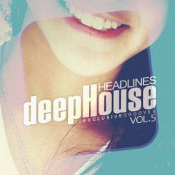 VA - Deep House Headlines 30 Exclusive Grooves Vol 5 (2014) MP3