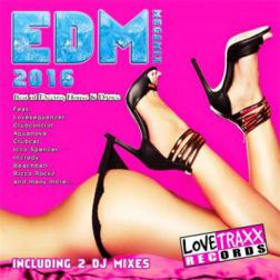 VA - EDM Megamix 2016 (2016) MP3