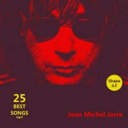 Jean Michel Jarre - 25 Best Songs (2015) MP3