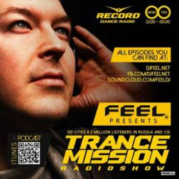DJ Feel - TranceMission [23-11] (2015) MP3