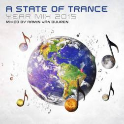 VA - A State Of Trance Year Mix 2015 [Mixed By Armin Van Buuren] (2015) MP3
