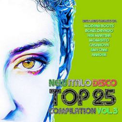 VA - New Italo Disco Top 25 Compilation Vol.3 (2016) MP3