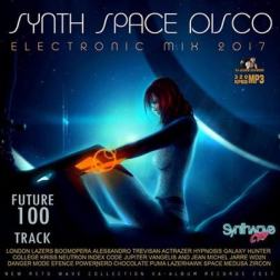 Сборник - Synth Space Disco (2017) MP3