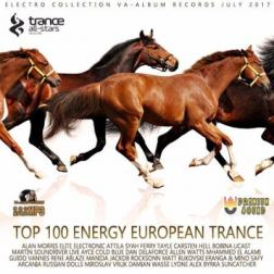 Сборник - Top 100 Energy European Trance (2017) MP3