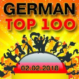Сборник - German Top 100 Single Charts 02.02.2018 (2018) MP3