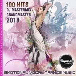 VA - 100 Hits DJ Trance Mastermix (2018) MP3