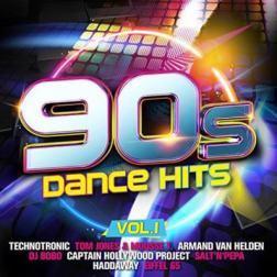 VA - 90s Dance Hits Vol.1 (2018) MP3