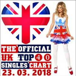 VA - The Official UK Top 40 Singles Chart [23.03] (2018) MP3