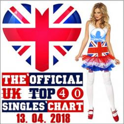 VA - The Official UK Top 40 Singles Chart [13.04] (2018) MP3