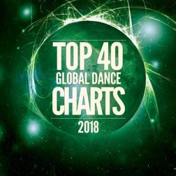 VA - Top 40 Global Dance Charts 2018 (2018) MP3
