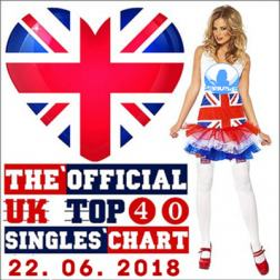 VA - The Official UK Top 40 Singles Chart [22.06] (2018) MP3