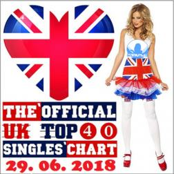 VA - The Official UK Top 40 Singles Chart [29.06] (2018) MP3