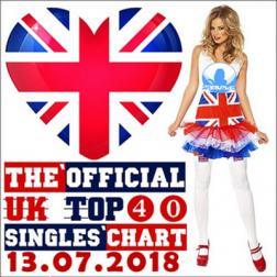 VA - The Official UK Top 40 Singles Chart [13.07] (2018) MP3