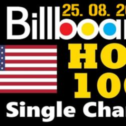 VA - Billboard Hot 100 Singles Chart [25.08] (2018) MP3