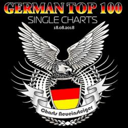 VA - German Top100 Single Charts [18.08] (2018) MP3