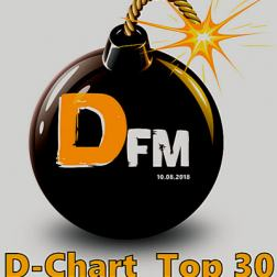 VA - Radio DFM: Top 30 D-Chart [10.08] (2018) MP3
