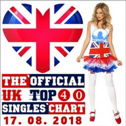 VA - The Official UK Top 40 Singles Chart [17.08] (2018) MP3