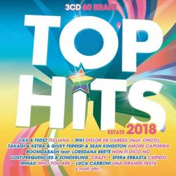 VA - Top Hits Estate 2018 [3CD] (2018) MP3
