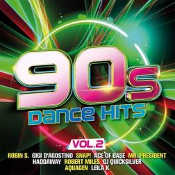 VA - 90s Dance Hits Vol.2 [2CD] (2018) MP3
