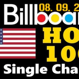 VA - Billboard Hot 100 Singles Chart [08.09] (2018) MP3