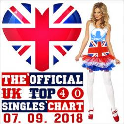 VA - The Official UK Top 40 Singles Chart [07.09] (2018) MP3