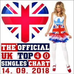 VA - The Official UK Top 40 Singles Chart [14.09] (2018) MP3