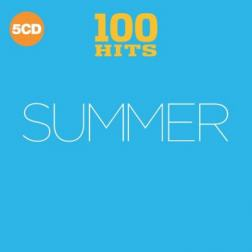 VA - 100 Hits - Summer [5CD] (2018) MP3