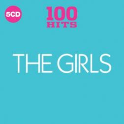 VA - 100 Hits: The Girls [5CD] (2018) MP3
